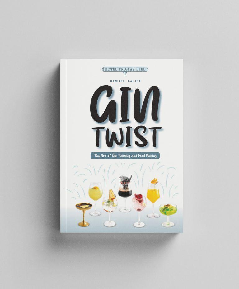 Gin Twist book english version